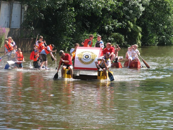 The Witley Raft 2007